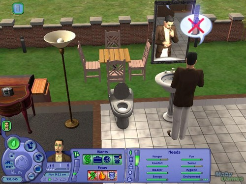 The Sims 2 screenshot