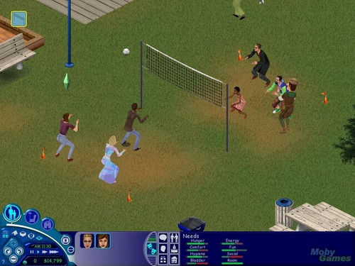 The Sims: Vacation screenshot