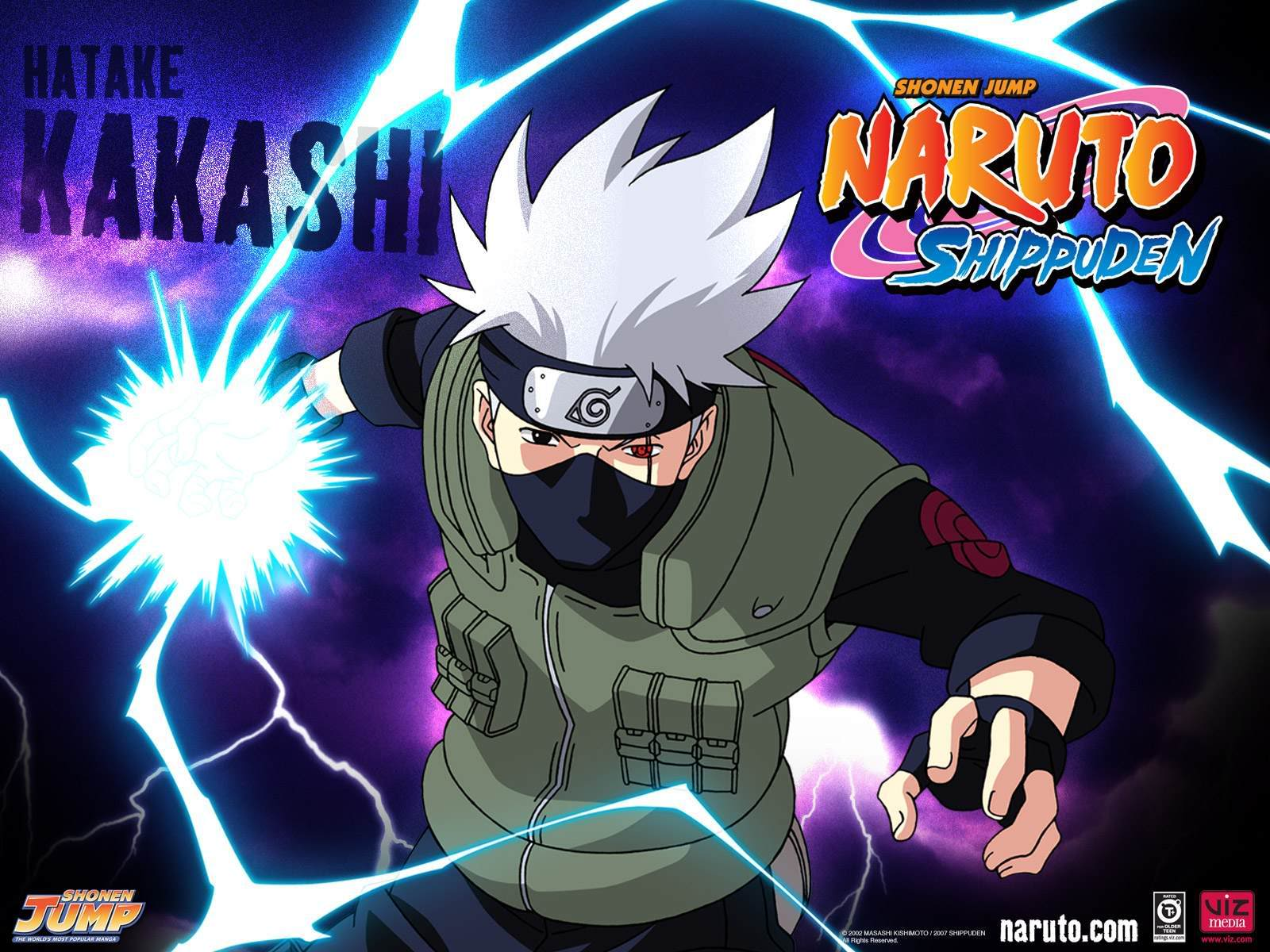 kakashi - Naruto Shippuuden Wallpaper (34354566) - Fanpop