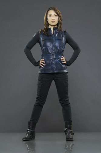 Agents of S.H.I.E.L.D. | Official Promo Pics | Melinda May
