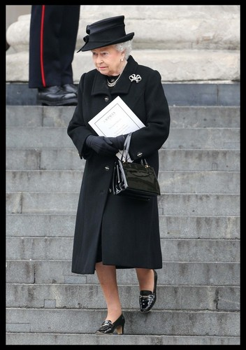 Ceremonial Funeral Services for Margaret Thatcher