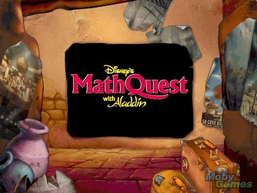 Disney's Math Quest with Aladin