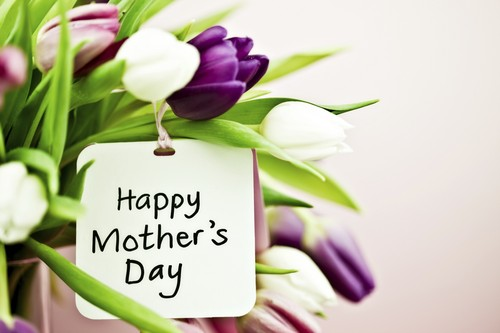 Happy Mother's dia