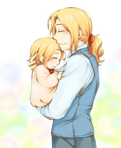 Hetalia Axis Powers - Incapacitalia Families