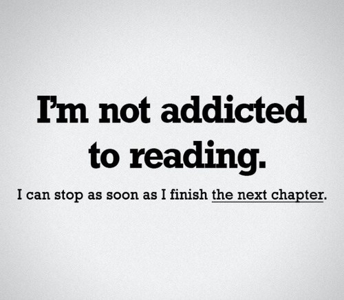 I'm Not Addicted...