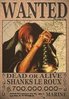 Red Haired Shanks