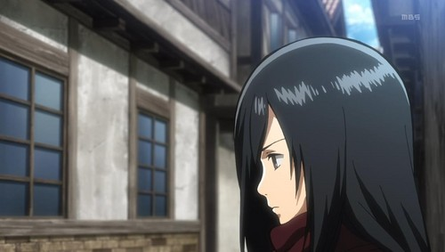 Shingeki no Kyojin Episode 1 Screenshot