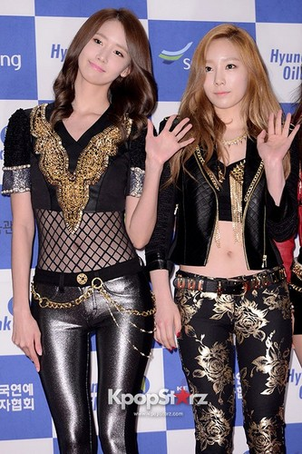 Taeyeon and Yoona Dream concierto 2013