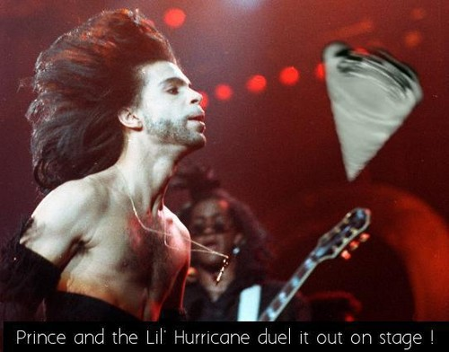 Prince & the Lil ' Hurricane