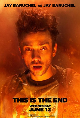 'This Is The End' Character Posters