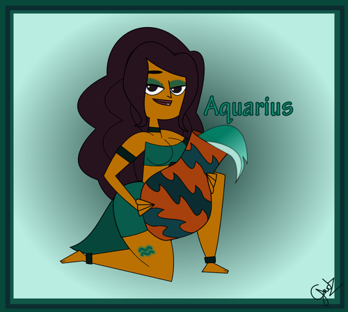 Aquarius Anne Maria