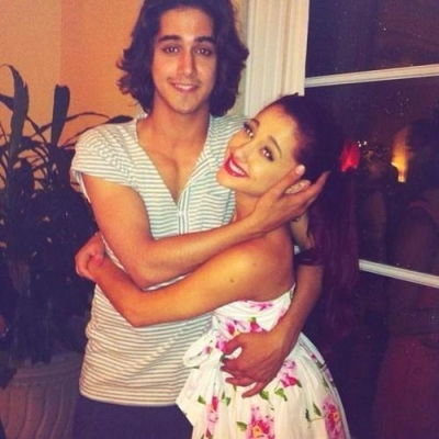 Ariana with family & Friends