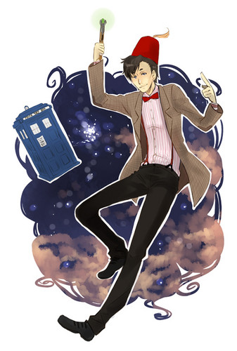 Eleven and the Fez