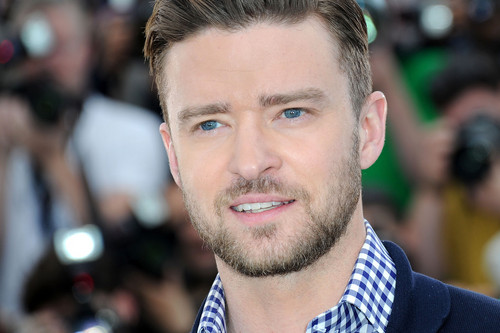 Justin Timberlake at Cannes 2013