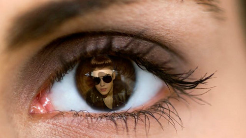 Justin in my eyes