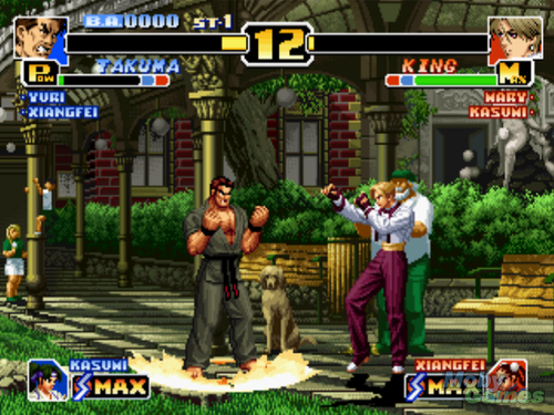 The King of Fighters '99: Millennium Battle