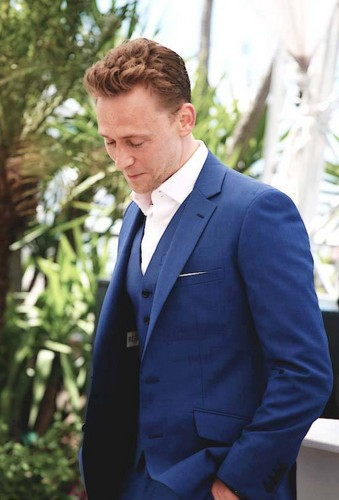 Tom at Festival de Cannes