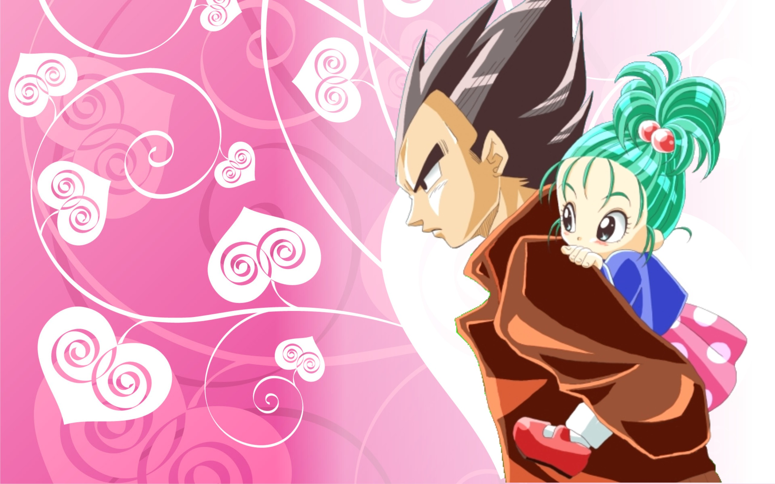 Vegeta And Kid Bra Wallpaper Gadis Dragon Ball Wallpaper 34562191 Fanpop Page 8