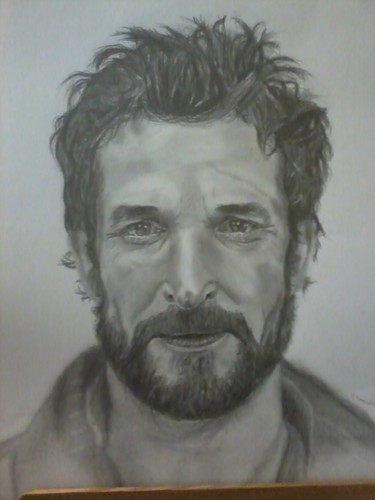 noah wyle drawing