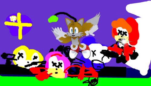 tails doll kills all