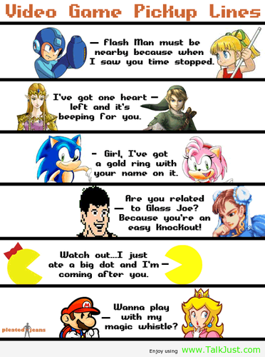video-game-pickup-lines