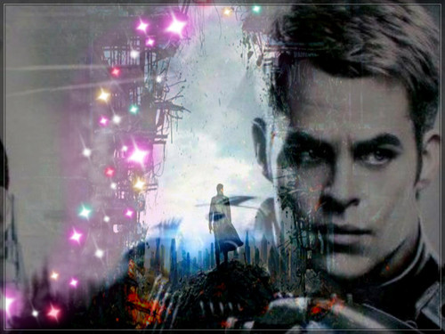★ bintang Trek Into Darkness ~ James Kirk ☆