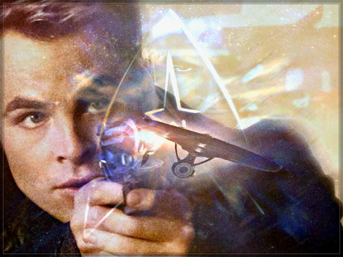 ★ 별, 스타 Trek Into Darkness ~ James Kirk ☆