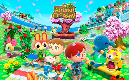 Animal Crossing: New Leaf Wallpaper