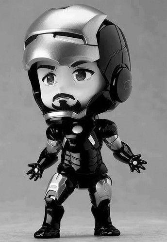 Cute Iron Man
