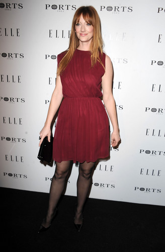 ELLE Magazine's Women In Television Celebration 2011