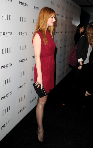 ELLE Magazine's Women In televisión Celebration 2011