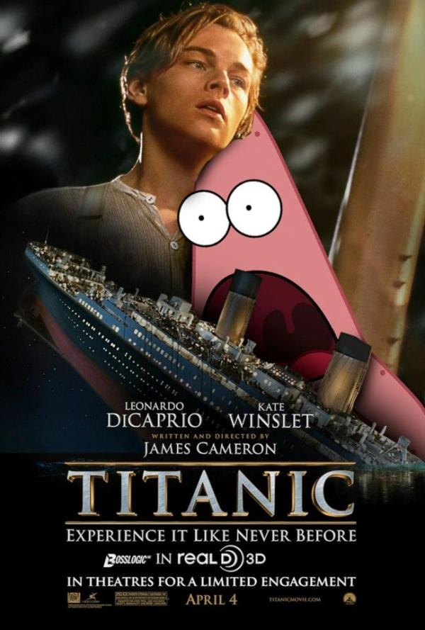 Funny Movie Poster Parodies