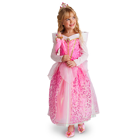 New Disney Princess Costume Collection