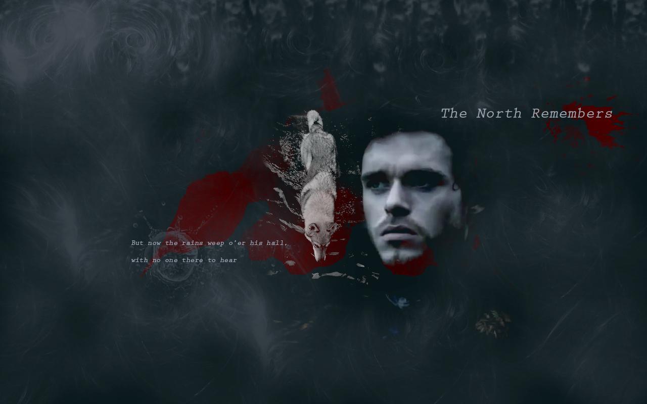 Robb Stark Game Of Thrones Wallpaper 34645609 Fanpop