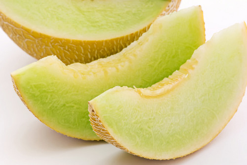 Sweet Green Honeydew Melon