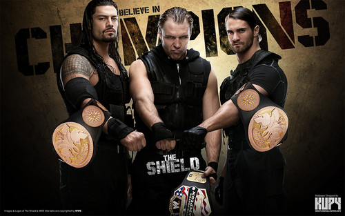 The Shield - Champions