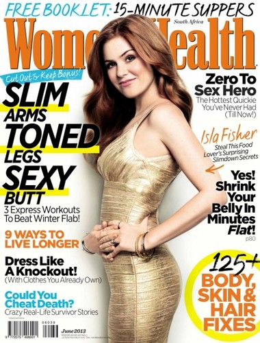 Women's Health (South Af) - June 2013