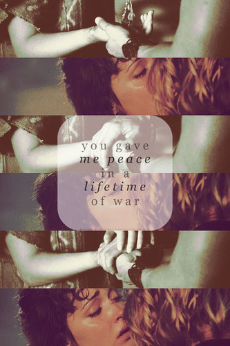 Achilles and Briseis <3