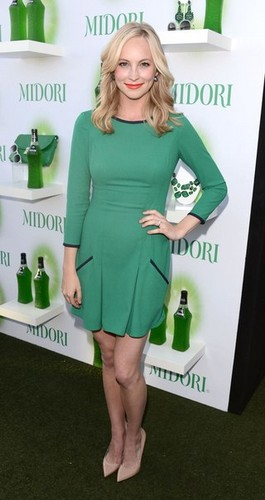 Candice attends Midori's Happy saa Style Event [20/06/13]