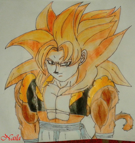 Gogeta ssj 4 (I no it really sucks)
