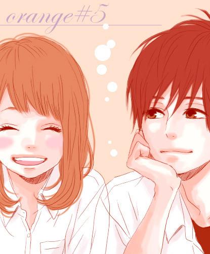 Kakeru and Naho orange takano ichigo 34764564 415 500