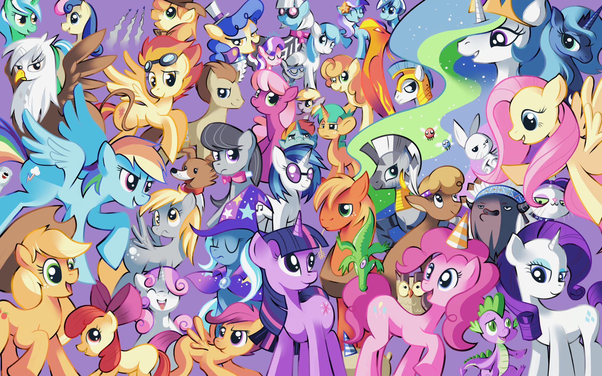 My Little Pony Wallpapers My Little Pony Friendship Is Magic