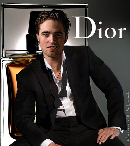Robert Dior Homme ads