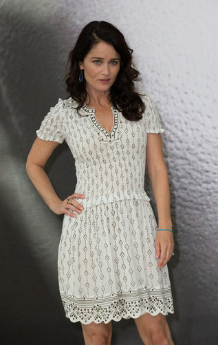 Robin Tunney, TV Festival 2013 in Monte Carlo