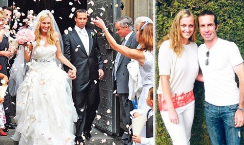 Stepanek: divorce and l'amour with Kvitova !