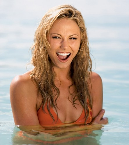 The Divas of Summer: Stacy Keibler