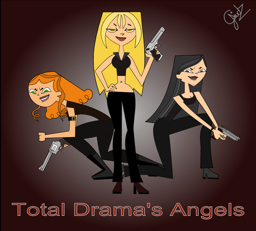 Total Drama's Angels