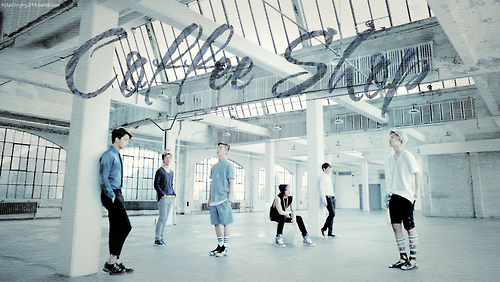 ♥ B.A.P - Coffee negozio MV ♥