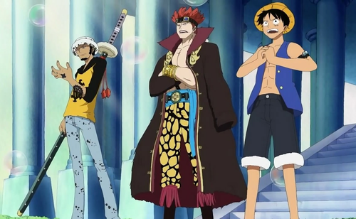 *Law*Kid*Luffy*