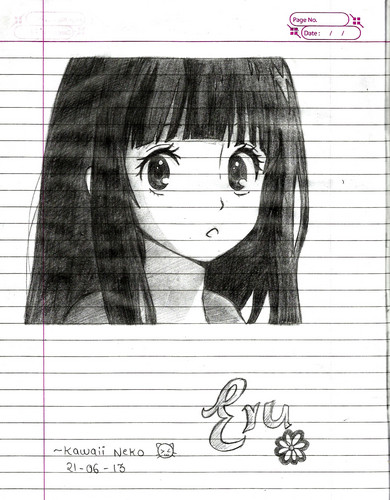 Anime drawings ^ ^